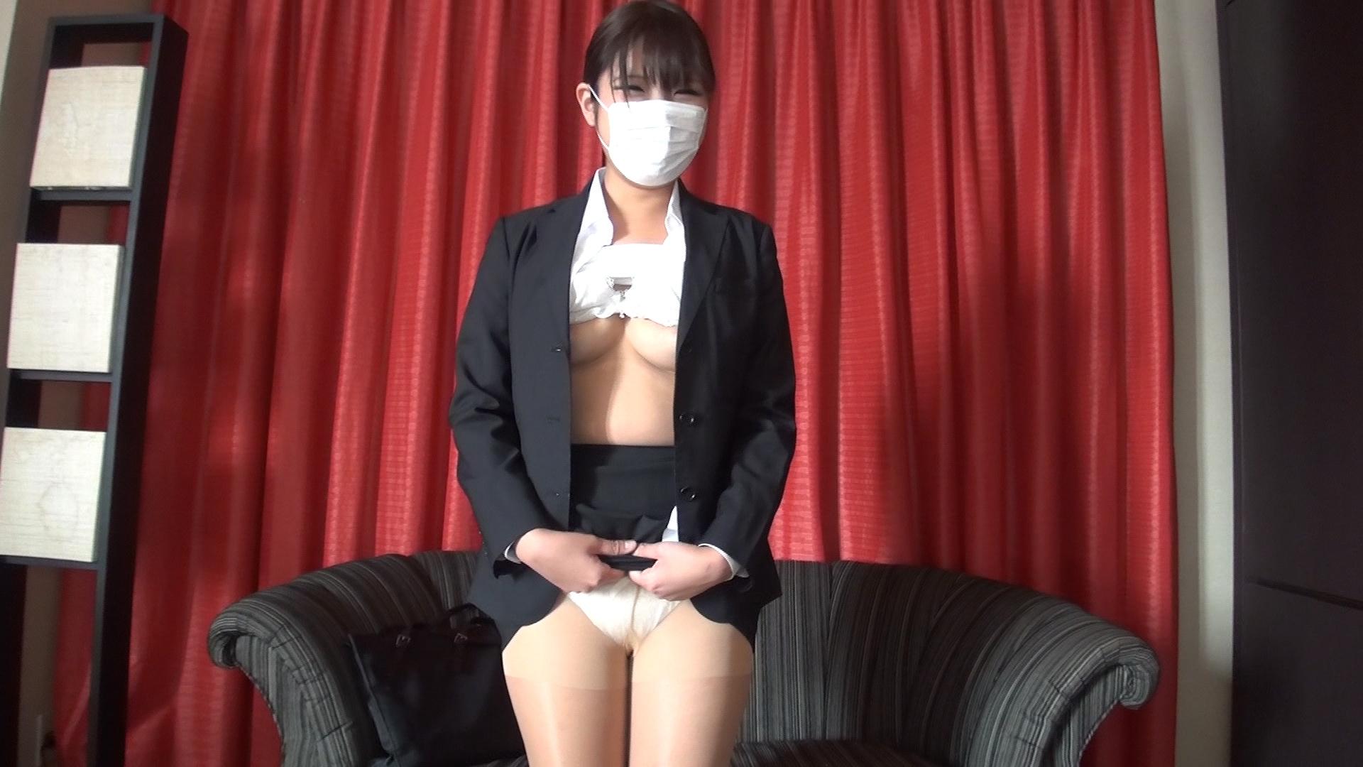 FC2 PPV 419045 shooting lively, bright, cute response, Pies Haruka-chan of job hunting!