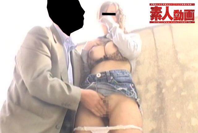 【0181】街角のオッパイもマンコも見放題の男!ギャルから清楚人妻まで総勢4名ゲット!!